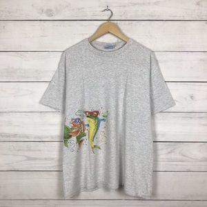 Vintage 1997 Caribbean Soul Nature T-Shirt